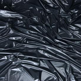 Черная виниловая ткань-простынь для эротических игр